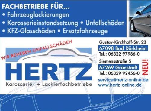 Hertz Lackiererei